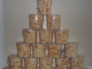 Tubs of Popcorn 1000